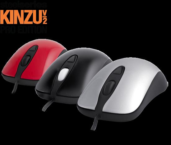 SteelSeries Kinzu v2 Pro Edition