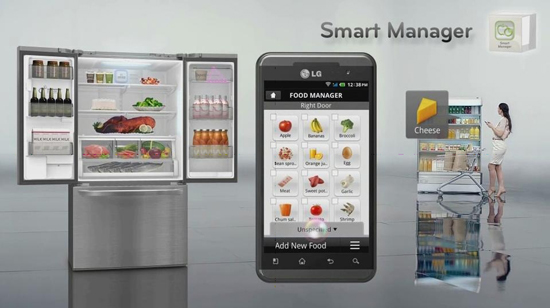 LG Smart Manager