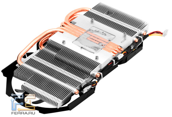 Система охлаждения Gigabyte GV-N56GSO-1GI