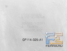 Графический процессор NVIDIA GF114