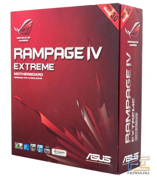 ������� ������� �������� ASUS Rampage IV Extreme