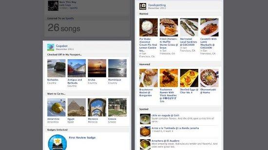Facebook Timeline Apps