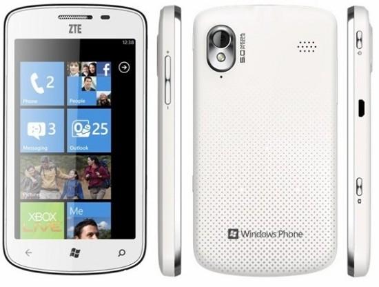 Бюджетный смартфон zte tania с большим