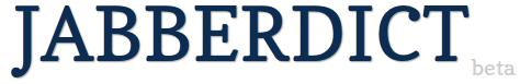 Jabberdict logo
