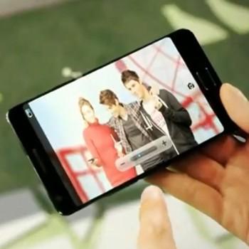 Возможно Samsung Galaxy S III