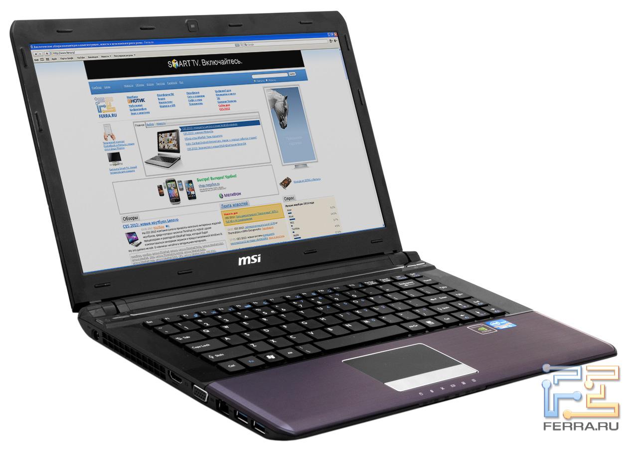 Драйвера Для Ноутбуков Msi 623