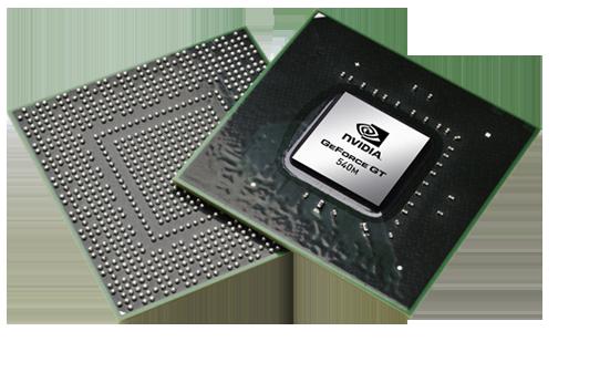 ��� GeForce GT540M