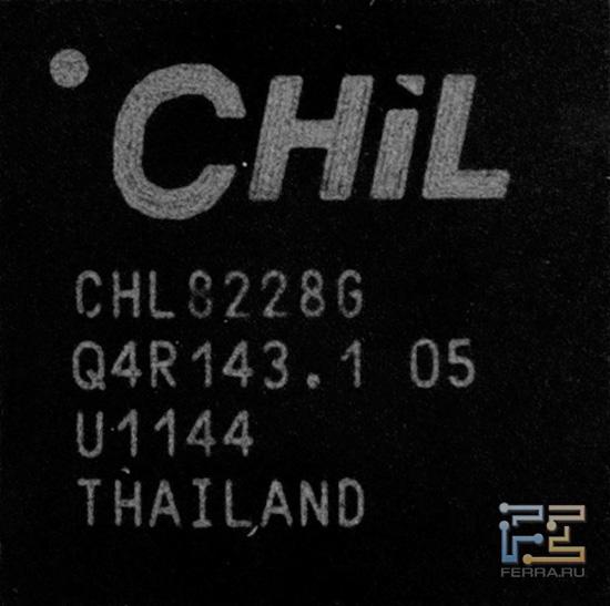 Микросхема Chil CHL8228G