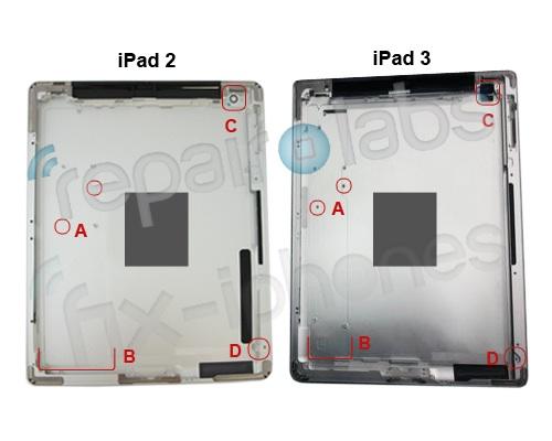 iPad 2 � iPad 3