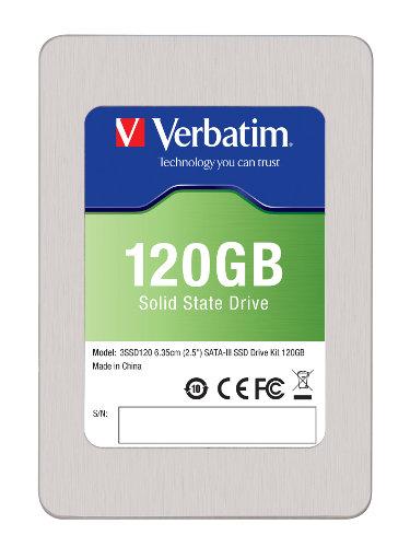 2.5 Verbatim SATA-III SSD