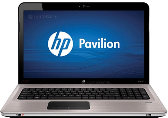 HP Pavilion dv7-6b52er