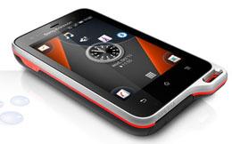 Смартфон Sony Ericsson Xperia Active