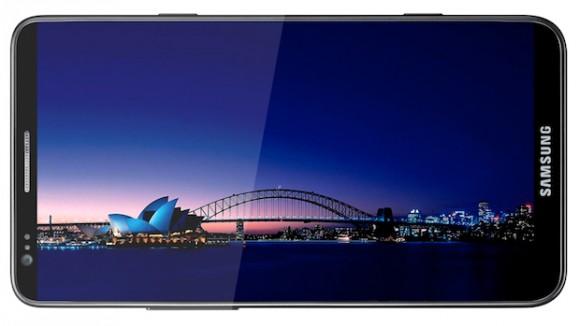 Макет Samsung Galaxy S III