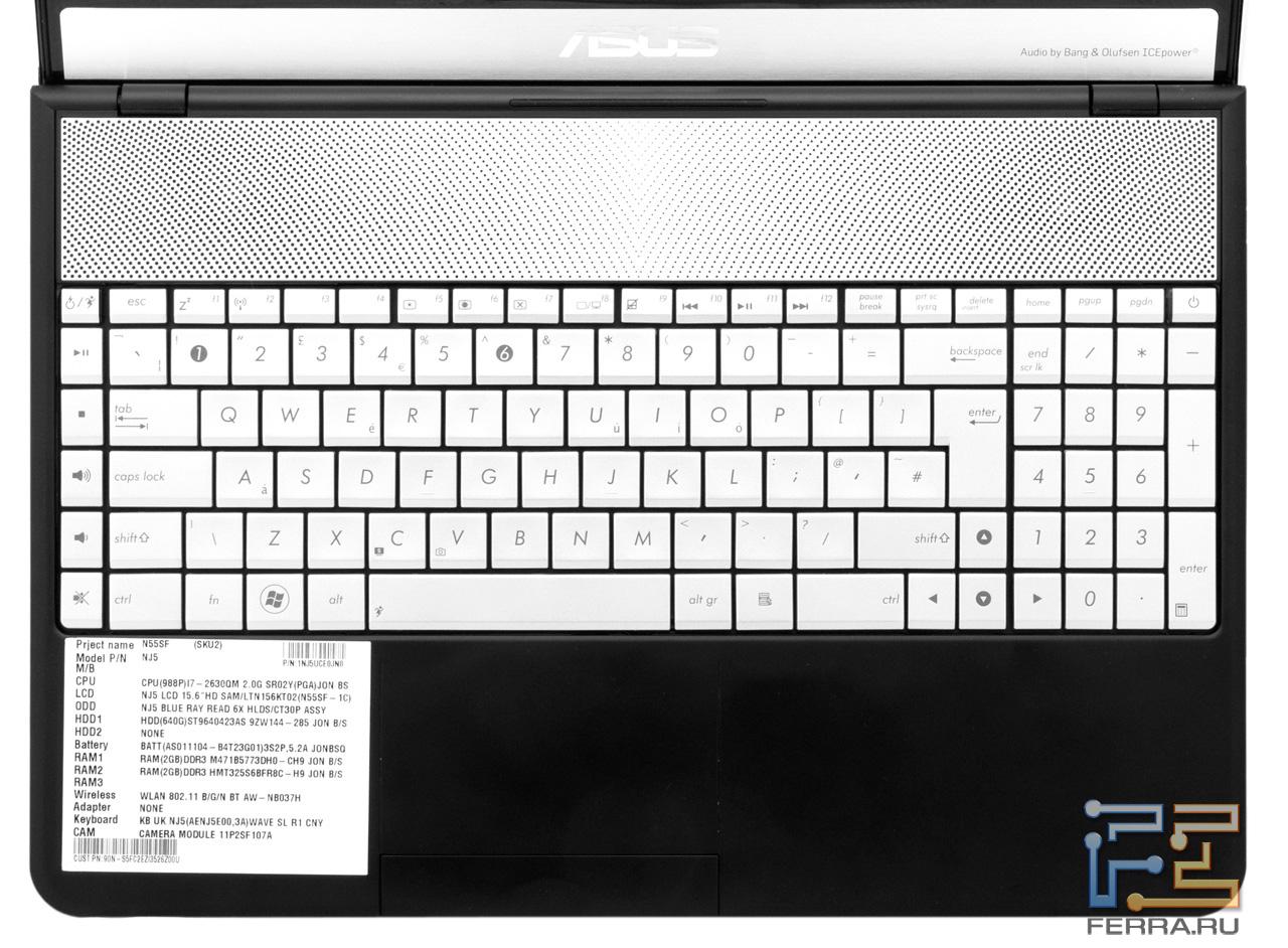 схема ноутбука asus pro 57