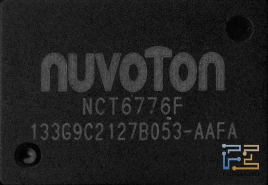 ���������� Multi-IO Nuvoton NCT6776F