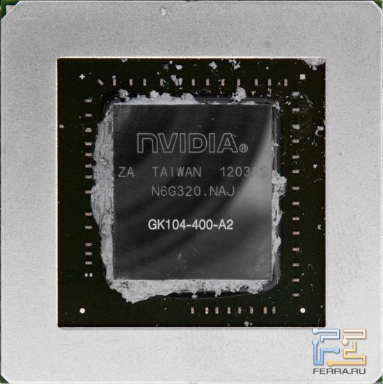 NVIDIA GPU GK104