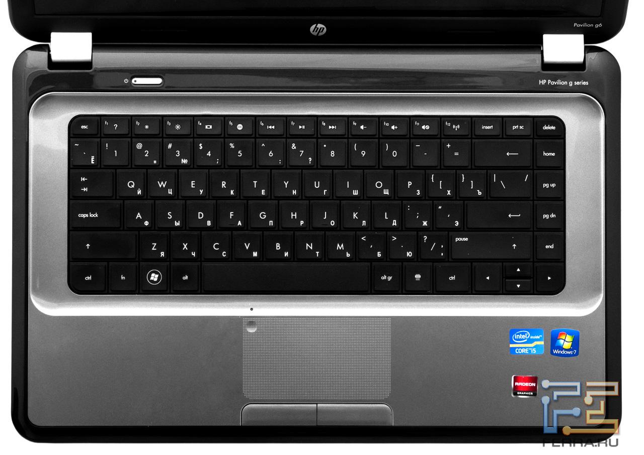 драйвер клавиатуры hp g6