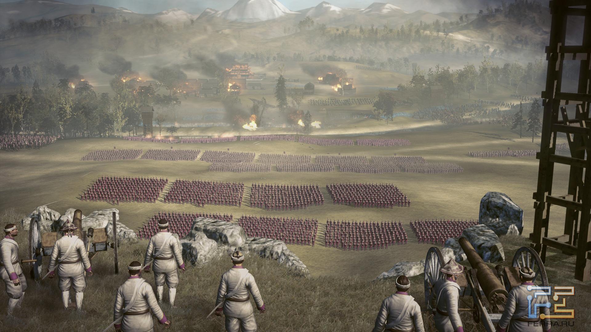shogun 2 total war skidrow