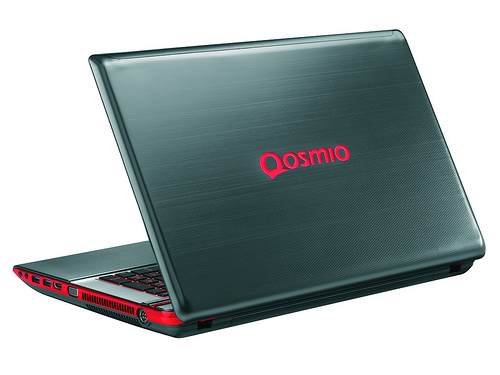 Toshiba Qosmio X875