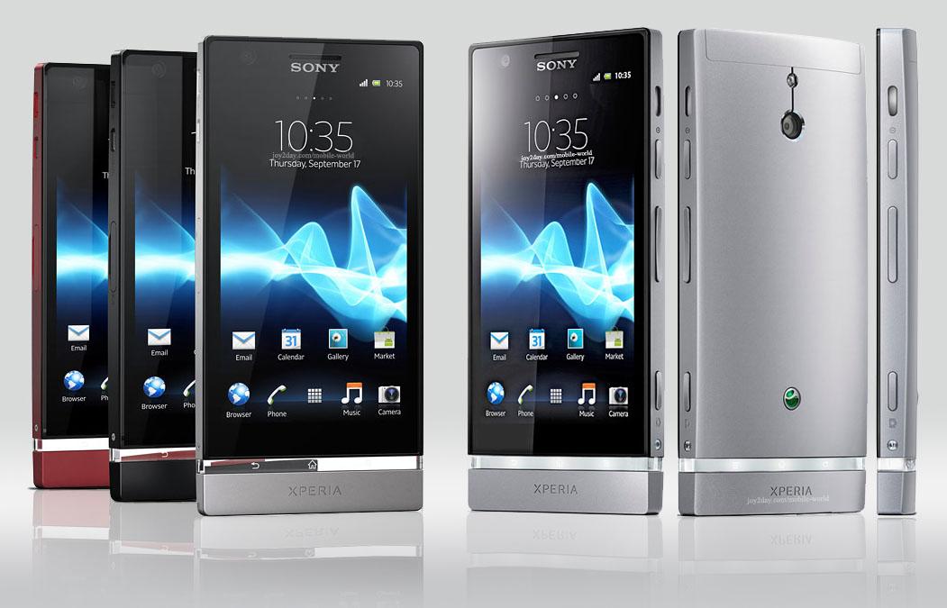 Xperia P White Sony Xperia P
