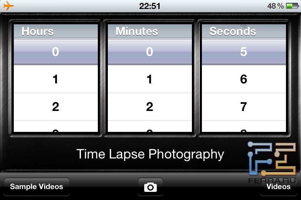 Программу для time lapse