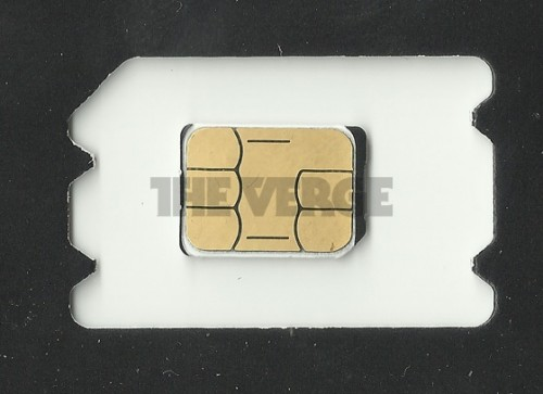 ETSI приняла стандарт nano-SIM в варианте Apple