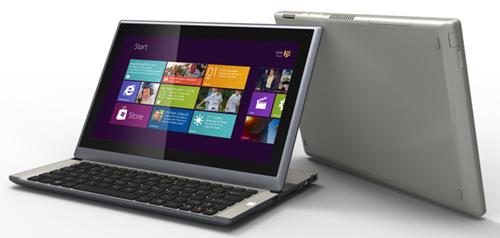 На выставке Computex анонсировали устройства на Windows 8