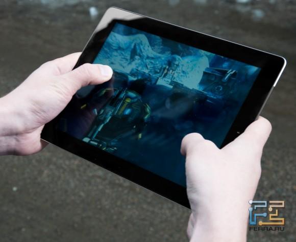Самая новая (на сегодняшний момент) версия iPad
