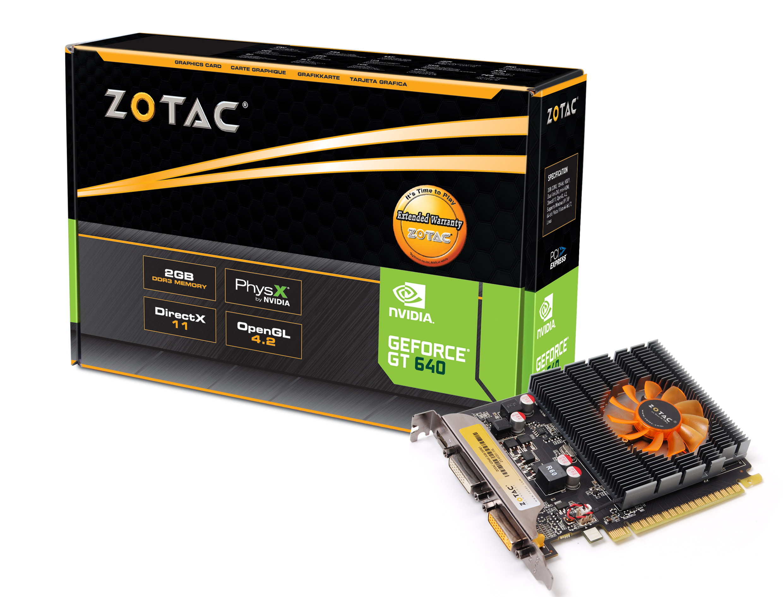 Nvidia Geforce 640 Характеристики