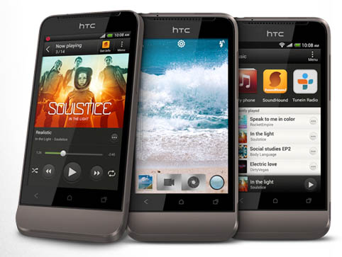 HTC One V на Android 4.0 ICS
