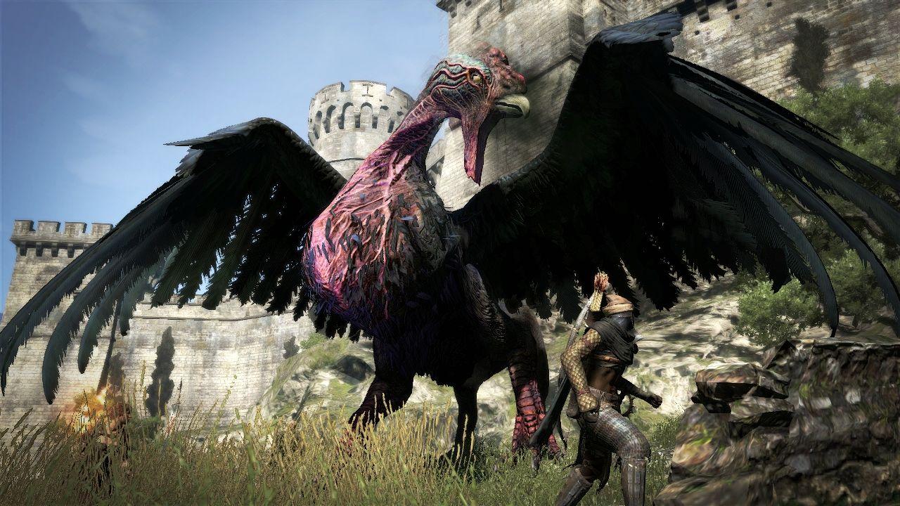 игра злой дракон