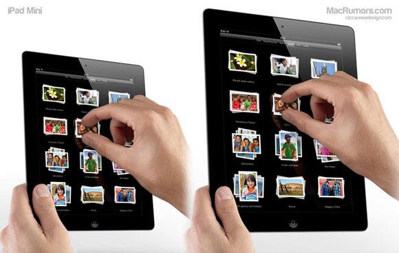 ����� iPad mini � iPad 2