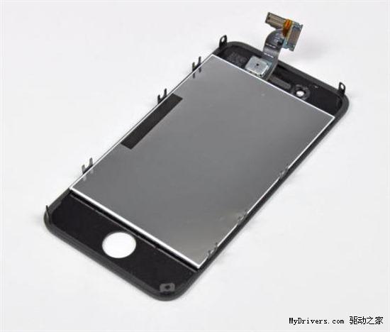 Якобы передняя панель iPhone 5