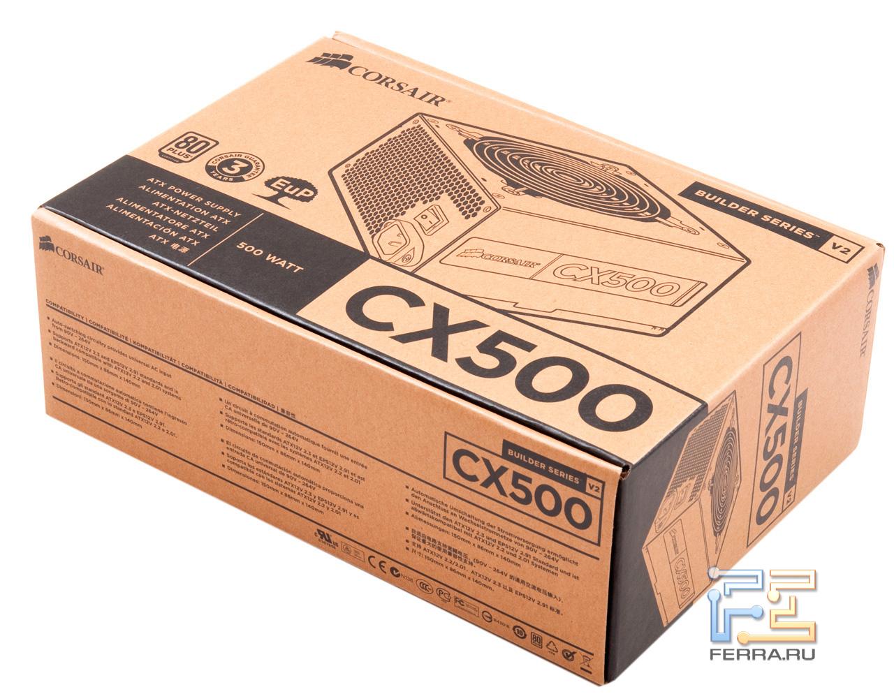 Ferra ru стабильные пираты обзор блоков питания corsair cx500 и
