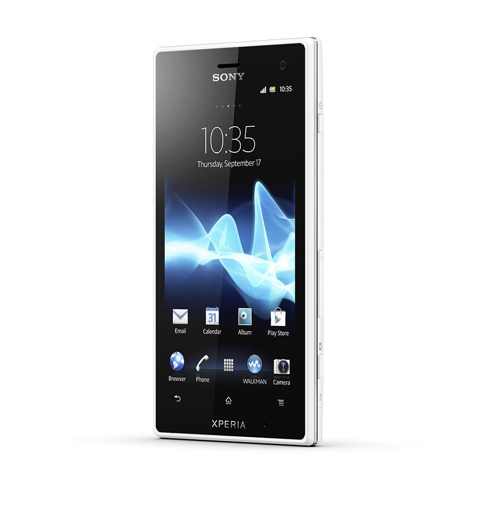 смартфона Sony Xperia acro S в России