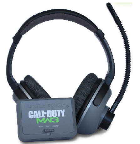 Call of Duty: MW3 Ear Force Bravo