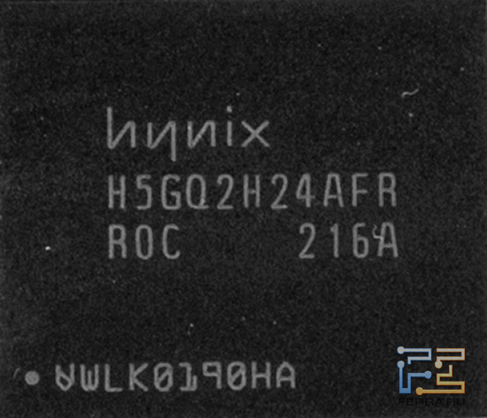 Микросхема видеопамяти Hynix