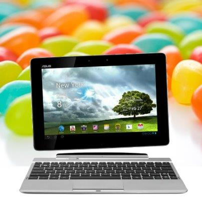 ASUS Transformer Pad TF300 � Android 4.1 Jelly Bean