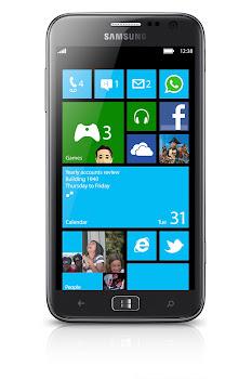 Samsung ATIV S - промо-фото