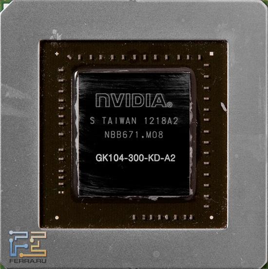 �������������� NVIDIA GK104