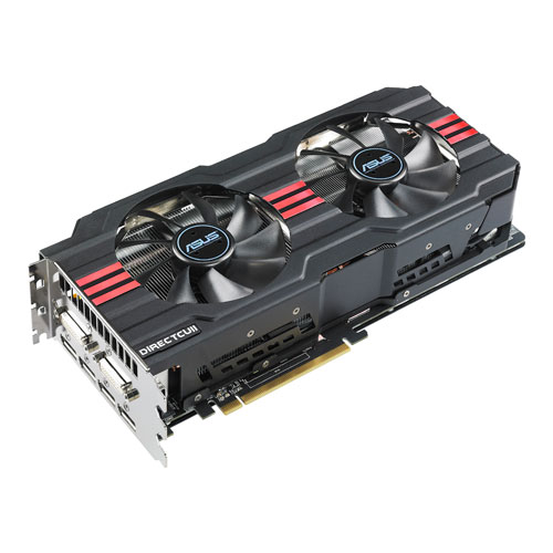 Видеокарта ASUS HD 7970 DirectCU II TOP
