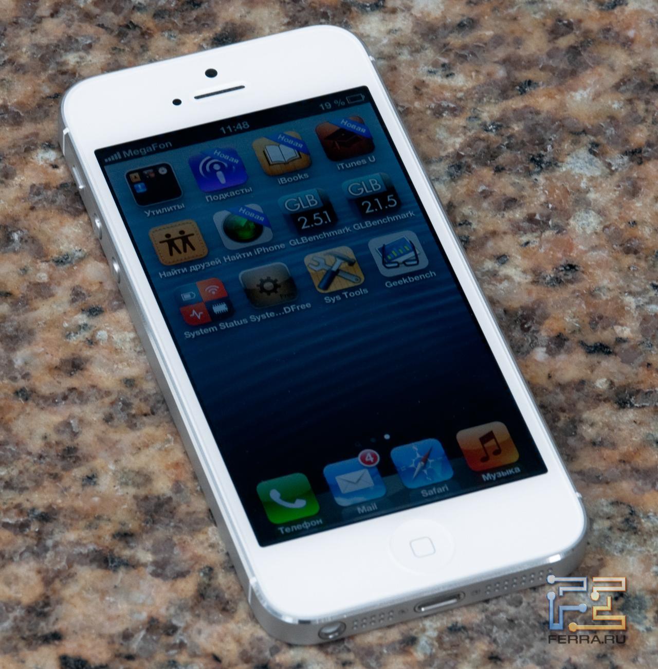телефон apple 5 gsm
