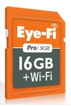 Eye-Fi Pro X2
