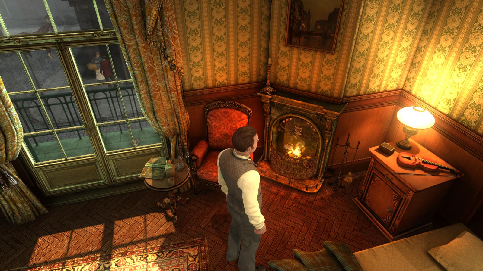 Игра детектив шерлок холмс