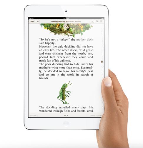 ����� ��������� � iBooks