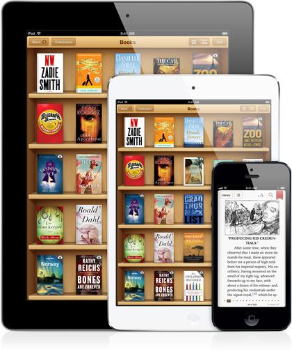 iBooks � iCloud