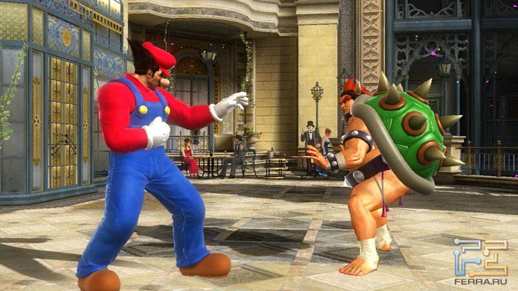 Детский Игровой Автомат Tekken 4