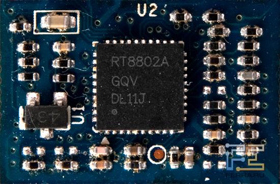 Микросхема Richtek RT8802A
