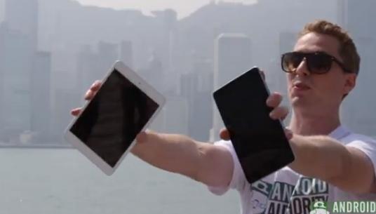 iPad mini � Google Nexus 7