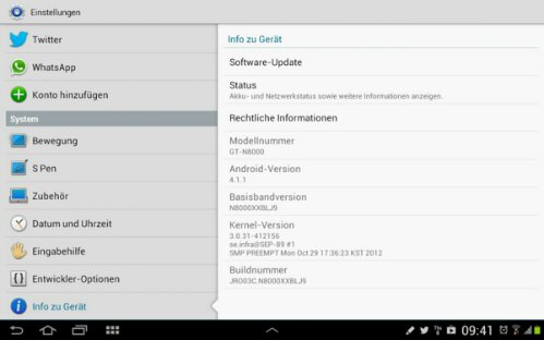 ���������� Android 4.1.1
